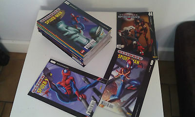 Lot comics Ultimate Spiderman français