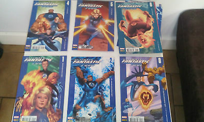Lot comics Ultimate Fantastic Four  français