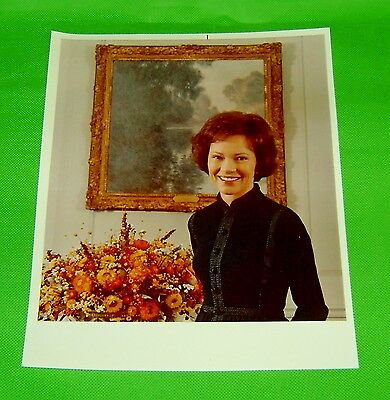 """Official White House Photo of 1st Lady Rosalynn Carter 8"""" x 10"""""""