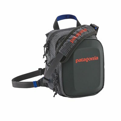 Patagonia Fly Fishing Vest Front Sling 8L Pack - Underwater Blue
