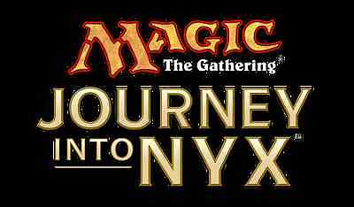 Journey Into Nyx complete set NM Magic MTG