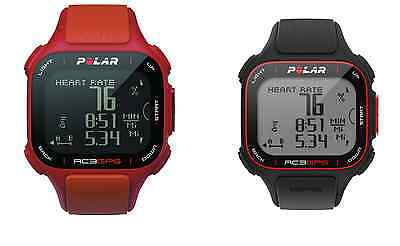 Polar RC3 GPS Sports Watch With Heart Rate Sensor