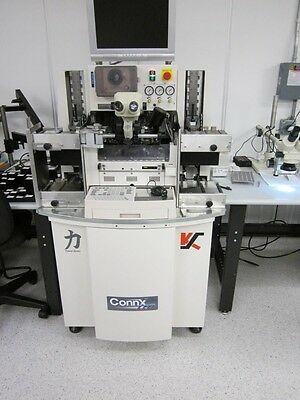 K&S Kulike and Soffa ConnX LED Automatic Gold wire ball bonder 2012