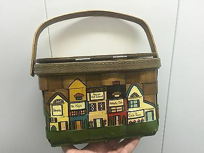 Indianapolis Vintage Sewing Kit Box