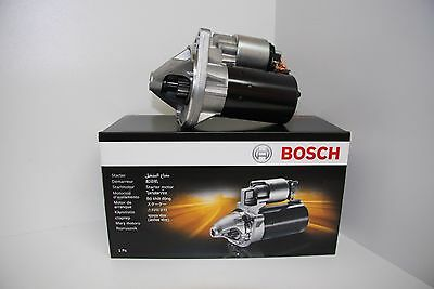 Genuine Bosch Ford Falcon Xp To Ba 6Cyl Starter Motor
