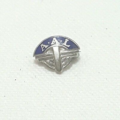 Vintage Enameled AAL PIN Aid Association Lutherans
