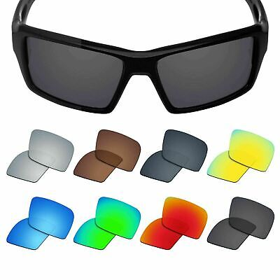 POLARIZED Replacement Lens for-OAKLEY Eyepatch 1&2 Sunglasses - Multiple Options