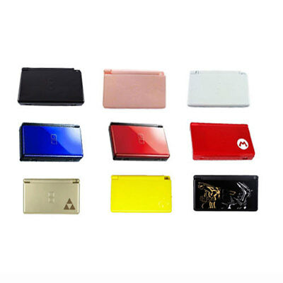 Full Housing Shell Case Cover Set Replacement Parts For Nintendo DS Lite NDSL