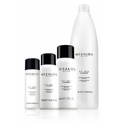 Mesauda Uv Gel Cleanser Solvente