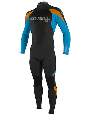 O'Neill Youth Epic Youth 5/4mm Wetsuit (2016) in Black & Blue - On Sale Now