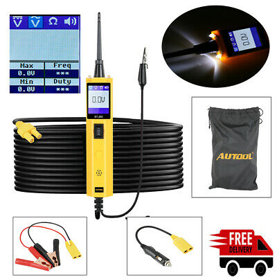 VXDAS VSP200 Power Scan Super Cars Probe Electrical System Circuit Tester Tool