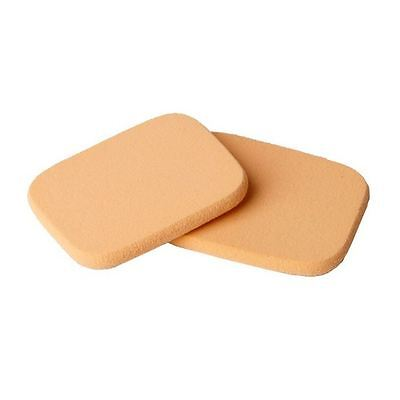 Avril Square Latex Make Up Sponges x 2