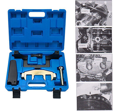 Fit For BENZ M271 1.8L Chain Driven Camshaft Alignment Timing Locking Tool Kits