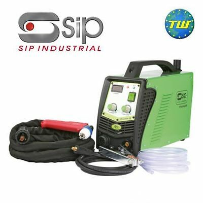 SIP 05175 Plasma 46 Hi-Tech 40Amp Inverter Plasma Cutter +Regulator & Torch 240V