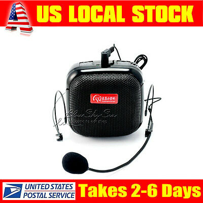 RB-809 Portable Handheld Voice Booster Amplifier Speaker for Coach Guides
