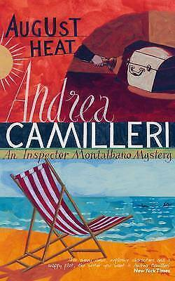 August Heat by Andrea Camilleri (Paperback, 2010)