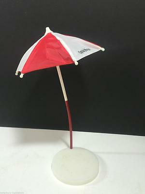 10 Captain Morgan Red and White Advertising Drink Beach Umbrella