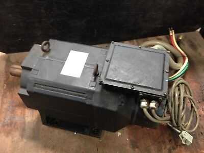 Used Fanuc General Numeric A06B-1015-B 200#2000 Ac Spindle Motor Model 15 (26G)