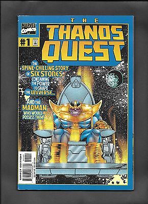 The Thanos Quest #1 (2000) Collected Edition HTF VF/NM