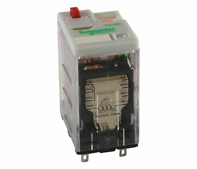 Plug In Relay, 14 Pins, Square Base Type, 3A @ 277VAC/30VDC Contact Rating, 24V