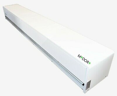 "New! 36"" Commercial Air Door Curtain With Remote & Micro Door Switch NSF"