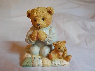 """Cherished Teddies """"Patrick: Thank You For A Friend That's True"""" Figurine"""