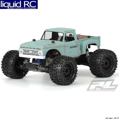 Pro-Line 3412-00 66 Ford F-100 Clear Body Stampede