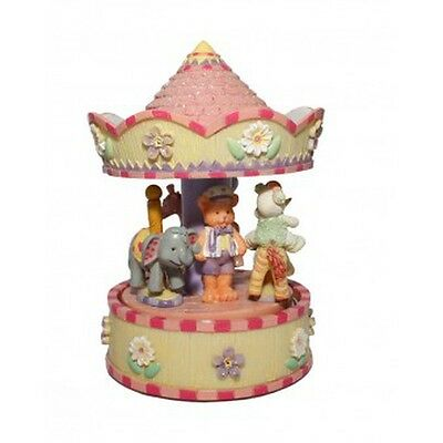NEW Carousel Musical Playtime Zoo Animals Kids Childrens