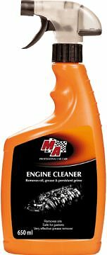 Moje Auto car Engine cleaner grime stain remover Trigger Spray 650 ml bottle