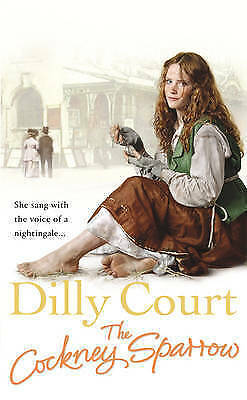 The Cockney Sparrow by Dilly Court (Paperback, 2007)