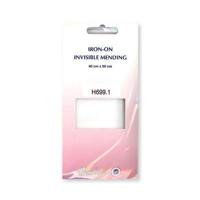 Hemline Iron-On Invisible Mending Tape H699.1