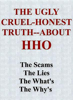 """The """"honest"""" Truth About Hho Hydrogen Generators & Dry Cell Kit Efie Pwm & More"""