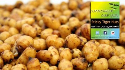 5Kilos Of Tiger Nuts Cooked Particle Spodmix Spod Mix Ready Made Bait carp