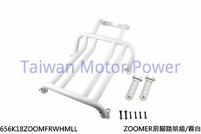 Taiwan NCY ALUMINUM FOOTREST BRACKET fit HONDA zoomer 50 50 fi modification