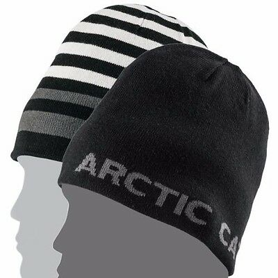Arctic Cat Adult Stripes REVERSIBLE Beanie/Hat 5263-052