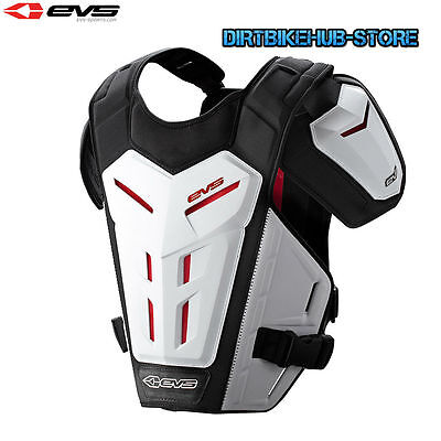 New Evs Revo 5 Adult Under Body Armour Chest Protector Mx Motocross Roost Guard