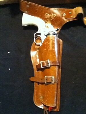 HUBLEY Colt 45 with Matching Holster