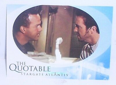 Stargate Atlantis - Quotable Insert #q16