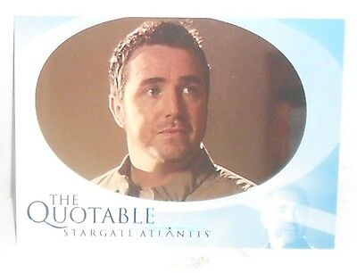 Stargate Atlantis - Quotable Insert #q7