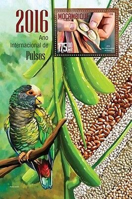 Z08 MOZ16214b MOZAMBIQUE 2016 Year of Pulses MNH