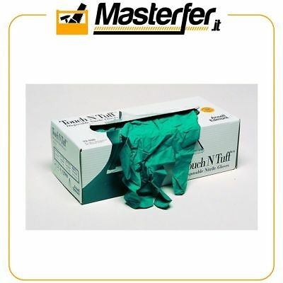 Guanti Nitrile Ansell Touch N Tuff 92-500
