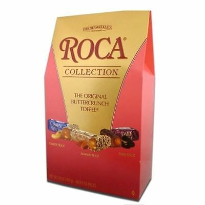 Brown & Haley ROCA collection the original Buttercrunch Toffee Almond Roca Candy