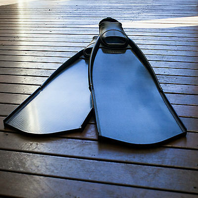 Deep South Dive Co. - Stealth Carbon Fins Freedive Freediving Spearfishing
