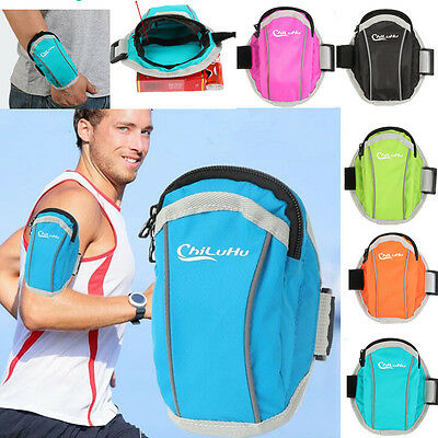 Sports Gym Armband Running Jogging For iPhone 6S 6 Plus Arm Band Case Wrist bag