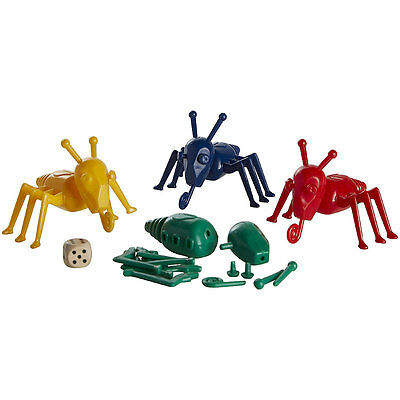 Traditional Beetle Drive-Style Bug Game - Great Fun For All The Family