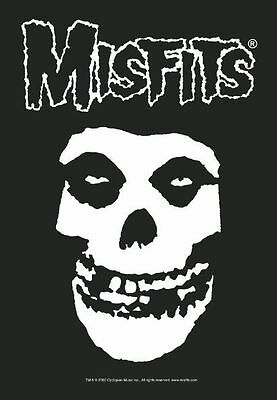 Misfits Textile Poster Banner Flag Officially Licensed Rock Music