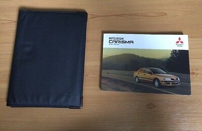 Mitsubishi Carisma Owners Manual 99-02