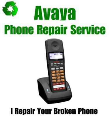 REPAIR SERVICE for Avaya 3920 WRLS Cordless Phone 00503101 D160 IP DECT EXP10000