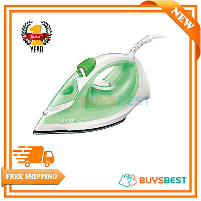 Philips EasySpeed Steam Iron, 0.2Ltr, 1800 W - Green GC1020/70