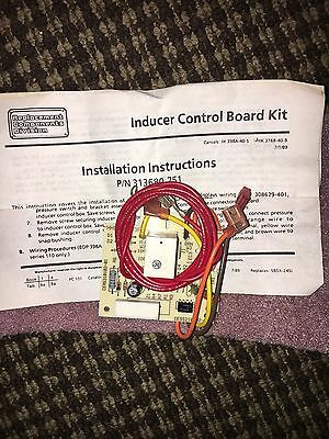 Carrier HH84AA019A 313680-751 Inducer Control Board Kit, New.   058